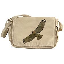 red-tail soaring cp.png Messenger Bag