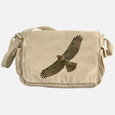 red-tail soaring cp.png Messenger Bag