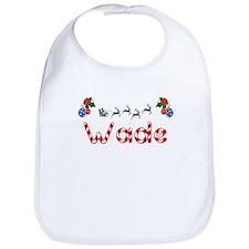 Wade, Christmas Bib
