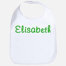 Elisabeth Glitter Gel Bib