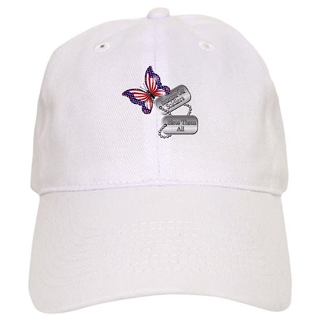 Remember Our Soldiers Cap