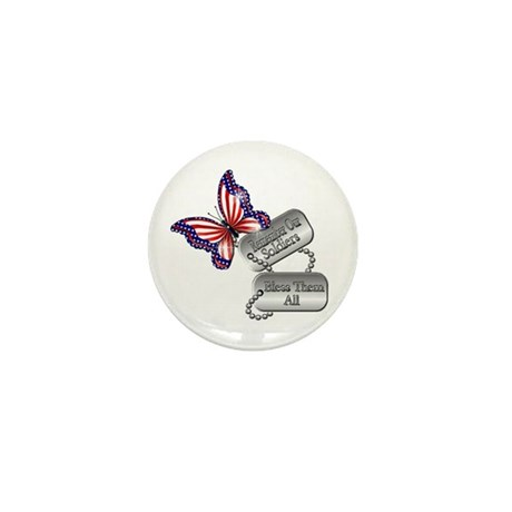 Remember Our Soldiers Mini Button (10 pack)