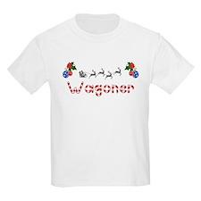Wagoner, Christmas T-Shirt