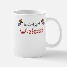 Waleed, Christmas Mug