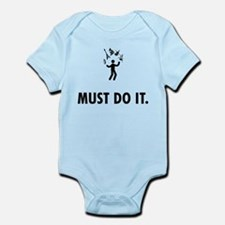 Multi-Talented Musician Infant Bodysuit