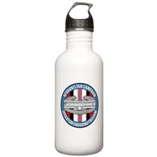 Afghanistan CAB Sports Water Bottle