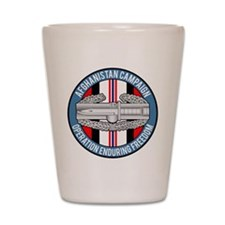 Afghanistan CAB Shot Glass