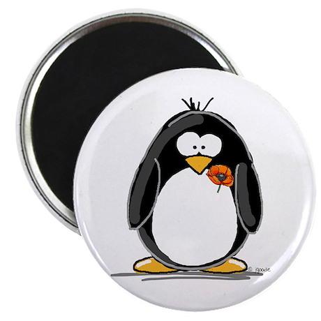 Poppy Penguin Magnet