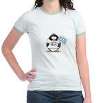 Pluto Penguin Jr. Ringer T-Shirt