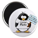 Pluto Penguin Magnet
