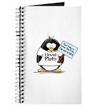 Pluto Penguin Journal