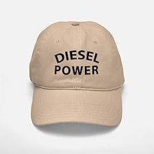 Diesel Power Baseball Baseball Cap