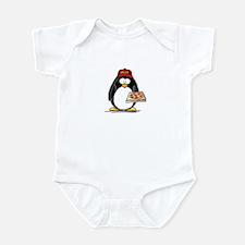 Pizza Penguin Infant Bodysuit