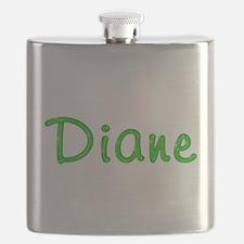 Diane Glitter Gel Flask