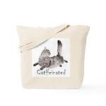 Catffeinated Tote Bag
