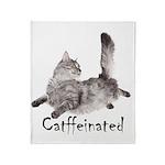 Catffeinated Throw