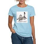 Catffeinated Women's Light T-Shirt