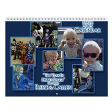 2015 Reese And Callen Wall Calendar