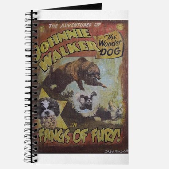 Fangs of Fury Journal