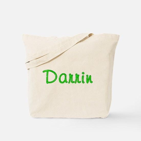 Darrin Glitter Gel Tote Bag