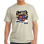 Drechsler Coat of Arms Ash Grey T-Shirt