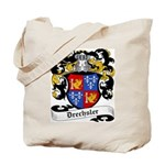 Drechsler Coat of Arms Tote Bag