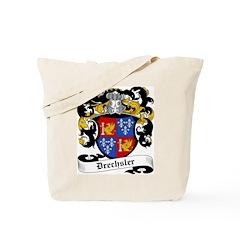 Drechsler Coat of Arms Tote Bag