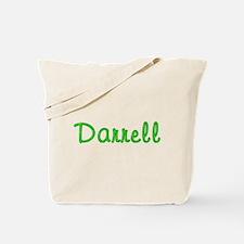 Darrell Glitter Gel Tote Bag
