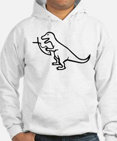 T-Rex and Religion Hoodie