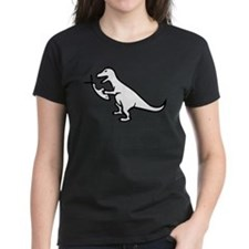 T-Rex and Religion Tee
