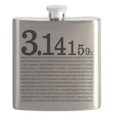 3.1415926 Pi Flask