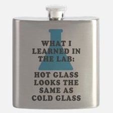 Lab Glass Flask