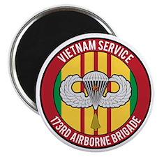 173rd Airborne Vietnam Magnet