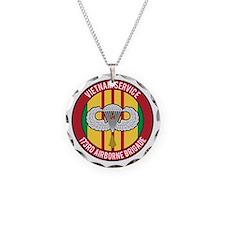 173rd Airborne Vietnam Necklace