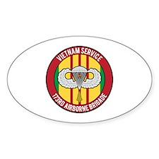 173rd Airborne Vietnam Decal