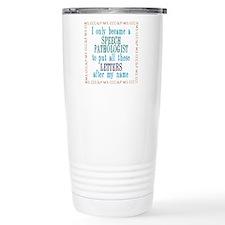 Unique Spiffy speech Travel Mug
