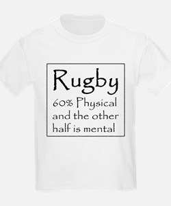 Rugby: 60% Physical T-Shirt