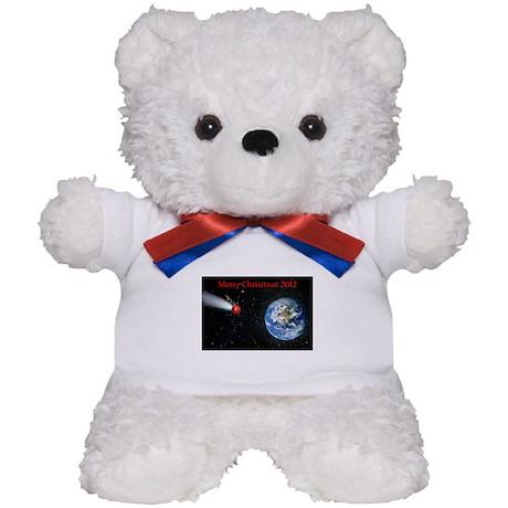 Christmas Apocalypse 2012 Teddy Bear
