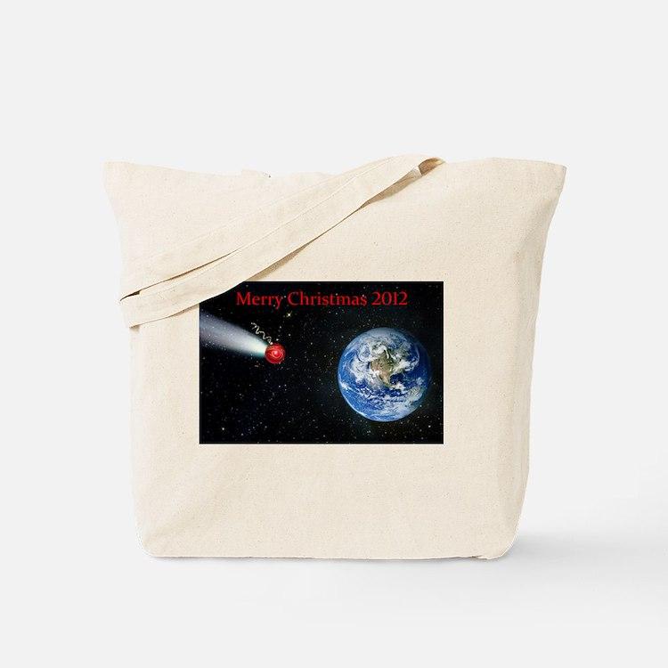 Christmas Apocalypse 2012 Tote Bag
