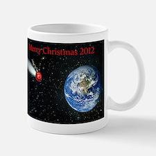 Christmas Apocalypse 2012 Mug