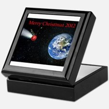 Christmas Apocalypse 2012 Keepsake Box