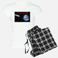 Christmas Apocalypse 2012 Pajamas