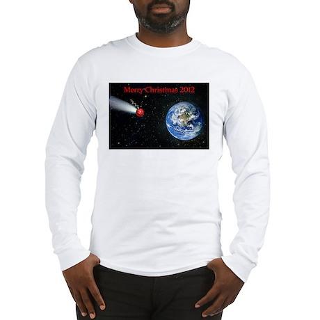 Christmas Apocalypse 2012 Long Sleeve T-Shirt