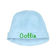 Collin Glitter Gel baby hat