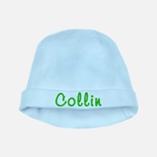 Collin Glitter Gel baby hat