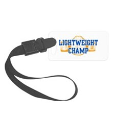 Lightweight Champ! Luggage Tag