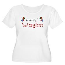 Waylon, Christmas T-Shirt
