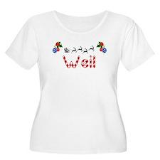 Weil, Christmas T-Shirt