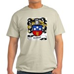 Conrad Coat of Arms Ash Grey T-Shirt