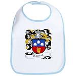 Conrad Coat of Arms Bib